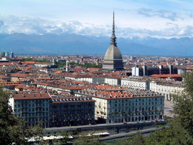 Phileas Fogg and Passepartout reach Turin, Italy and leave for Brindisi, Italy by rail