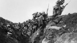 WW1: A History timeline