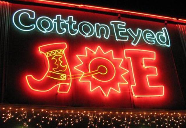 """""""Cotton Eyed Joe"""""""