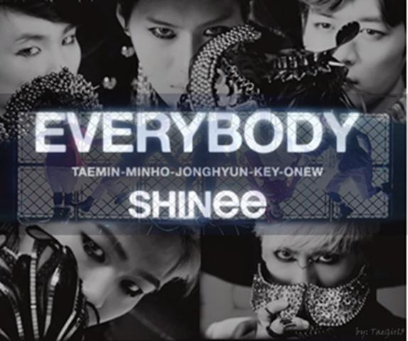 SHINee Everybody