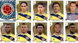 CLASIFICACION SELECCION COLOMBIA MUNDIAL 2014 timeline