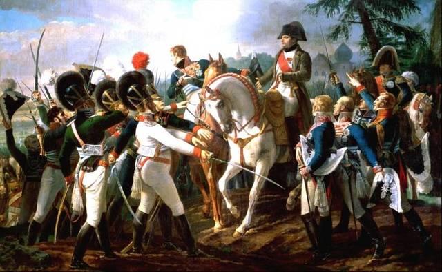 Ocupación de las tropas napolónicas