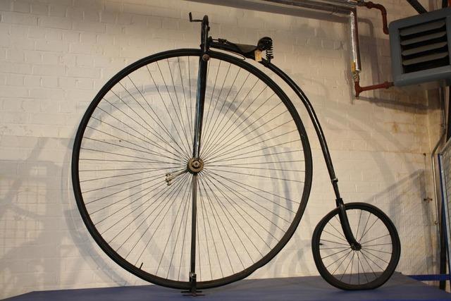 el primer velocipedo