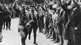 Hitler's Rise and Fall From Power timeline