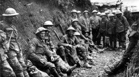 Key Moments of World War One timeline