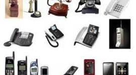 EVOLUCIÓN DE LA TELEFONIA  timeline
