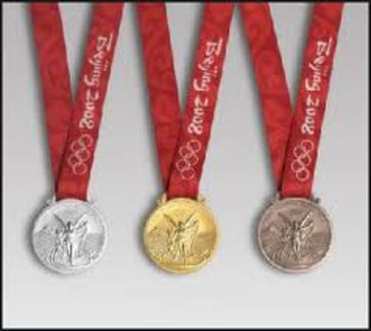 Canada's First Olympic Medal