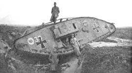 World War 1 by Tegan H 9GY timeline