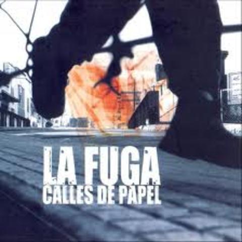"""Nuevo Disco """"Calles de papel"""""""
