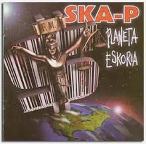 Cuarto disco: Planeta Eskoria.