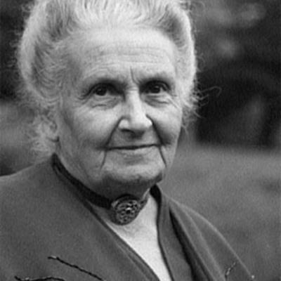 The Life of Maria Montessori timeline