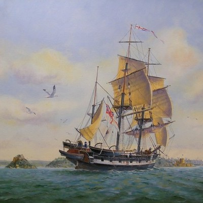 Darwin's Voyage timeline