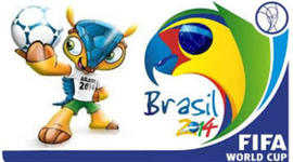 Mundial Brasil 2014 timeline