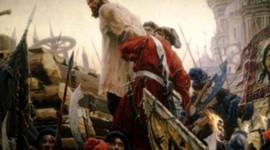 Крестьянские восстания 17-18 веков. timeline