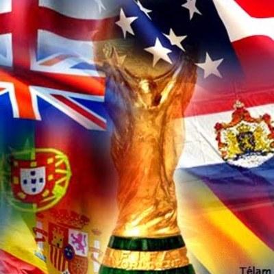 Copa del mundo timeline