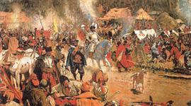 Смутное время на Руси (1598-1613) timeline