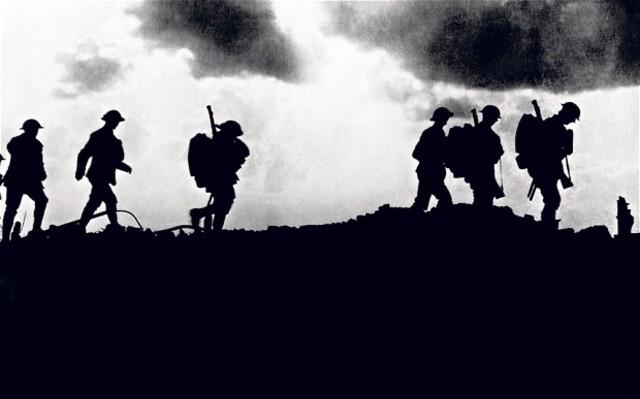 The Great War: World War 1 begins.