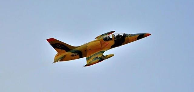 Militants Target Plane