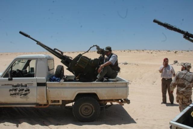 Islamist Brigade Violates Ceasefire