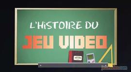 L'histoire du Jeu Video timeline