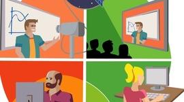 Hacia un aprendizaje flexible sin fronteras y limitaciones tradicionales timeline