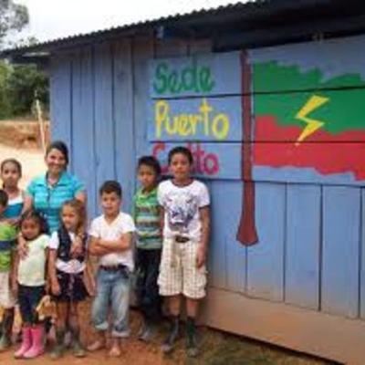 Reformas educativas Colombia timeline