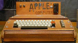 Évolution des produits d'apple depuis 1976 timeline