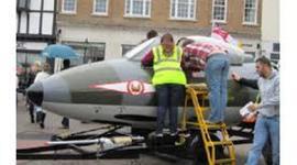 Max, Manuj and Varun 8PD History Timeline - Kingston Aviation