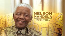 La vie de Mandela timeline