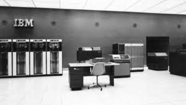 MAINFRAME IBM 1401