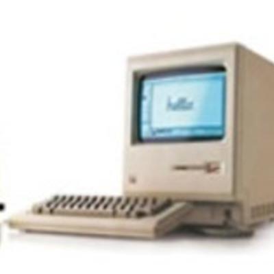 Evolución de las Computadoras timeline