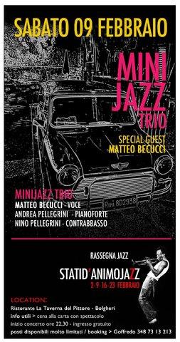"Live concert ""MiniJazz"" @Bolgheri (LI)"