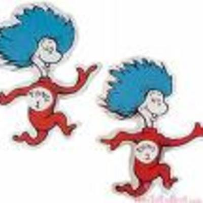 """The Evolution of Dr. Seuss- """"Oh, the Places You'll Go!"""" timeline"""
