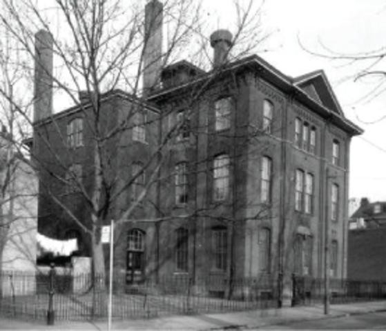 Institute for Colored Youth founded