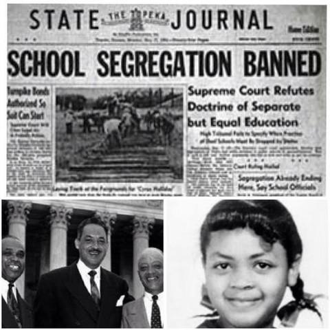 Segregation in Public Schools in Unconstitutiona
