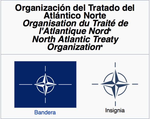 Organización del Tratado del Atlántico Norte, OTAN