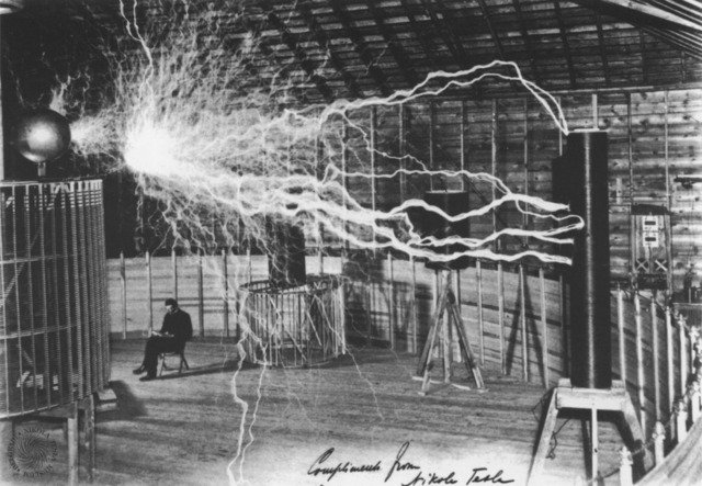 Bobina Transformadora Tesla