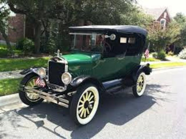 When was the fist car invented