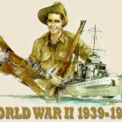Australia in World War Two timeline