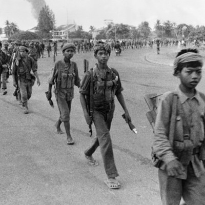 Khmer Rouge Regime in Cambodia timeline