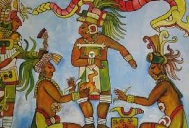 Organizacion Politica y Social de los  Mayas