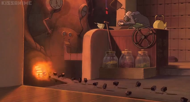 Kamaji The Boiler Man