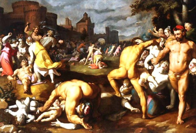Infanticidio En La Edad Media