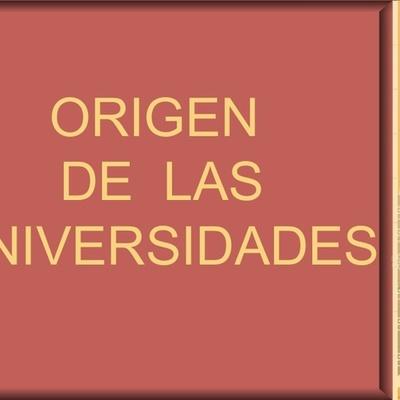 origen y naturaleza de las universidades y la USB en colombia timeline