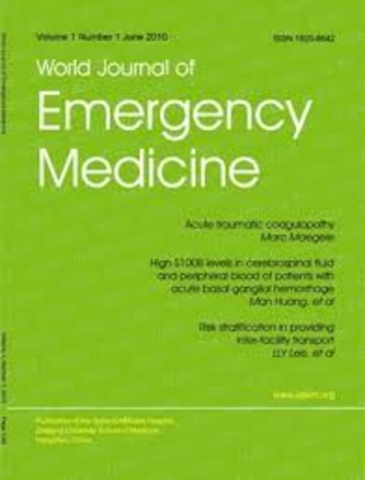 The Journal of Emergency Medical Services