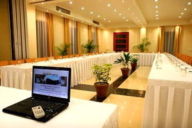 Hotel para negocios