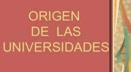 ORIGEN Y NATURALEZA DE LAS UNIVERSIDADES: SAN BUENAVENTURA timeline