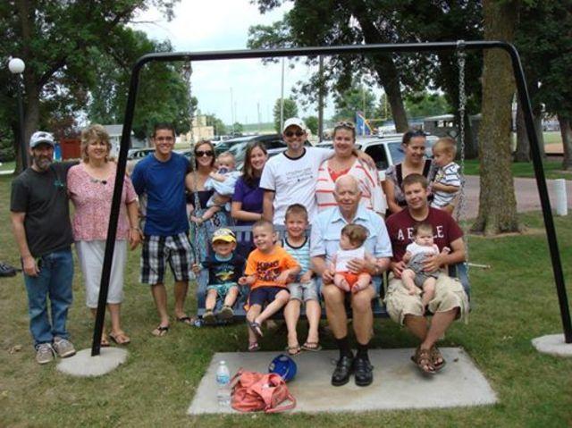 Family Reunion Iowa