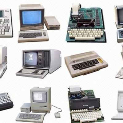 Evolución de Computadoras y sus generaciones timeline