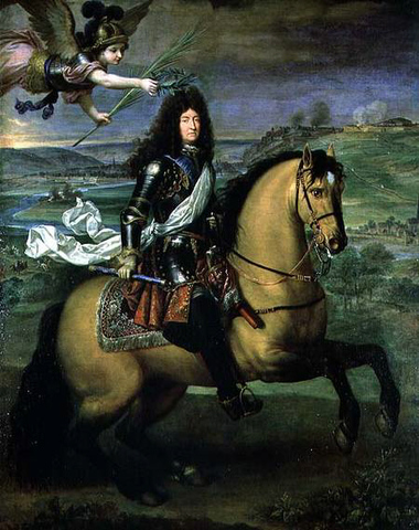 Louis XIV still attempt to attack for more land.